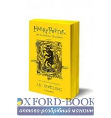 Книга Harry Potter 3 Prisoner of Azkaban - Hufflepuff Edition [Paperback] Rowling, J 9781526606211 купить Киев Украина