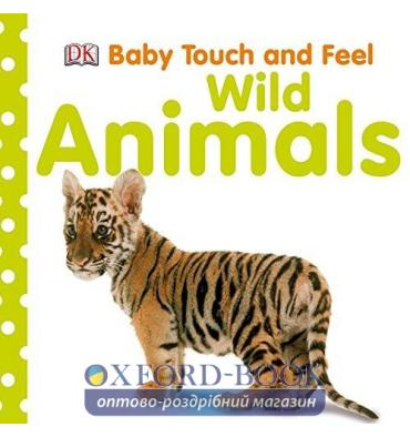Книга Wild Animals ISBN 9781405341226