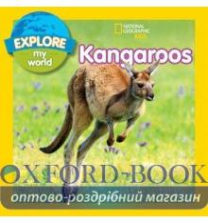 Книга Explore My World: Kangaroos ISBN 9781426331572