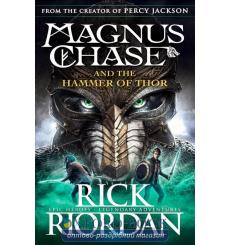 Книга Magnus Chase and the Hammer of Thor (Book 2) Riordan, R 9780141342566 купить Киев Украина