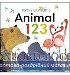 Книга Jonny Lamberts Animal 123 Lambert, J ISBN 9780241355657 купить Киев Украина