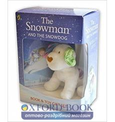 Книга Snowman and the Snowdog: Book and Toy Giftset Raymond Briggs 9780718196547 купить Киев Украина