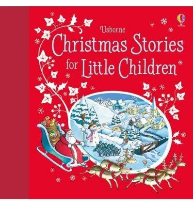 Книга Christmas Stories for Little Children ISBN 9781474906364