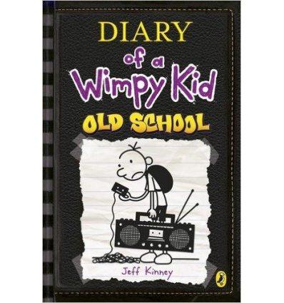 Книга Diary of a Wimpy Kid Book10: Old School [Hardcover] Kinney, J ISBN 9780141364728