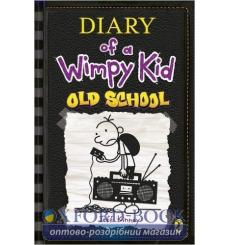 Diary of a Wimpy Kid Book10: Old School [Hardcover] Kinney, J 9780141364728 купить Киев Украина