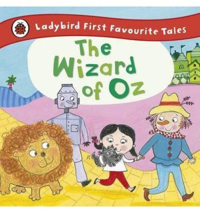 Книга The Wizard of Oz. 2-4 years ISBN 9780723292197