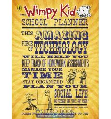 Diary of a Wimpy Kid: The Wimpy Kid School Planner Kinney, J 9780141356914 купить Киев Украина