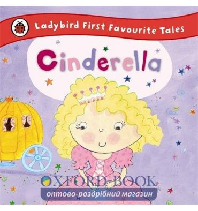 Книга Cinderella. 2-4 years ISBN 9780723270669