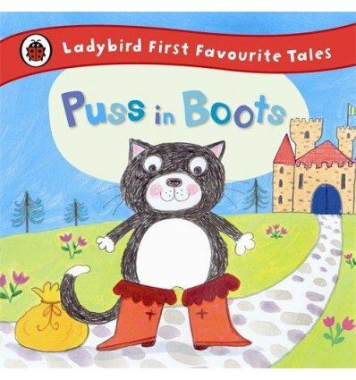 Книга Puss in Boots. 2-4 years ISBN 9780723270683