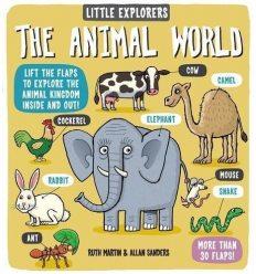 Книга The Animal World Martin, R ISBN 9781783702503