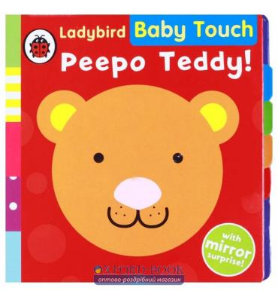 Книга Peepo Teddy! ISBN 9781409308287