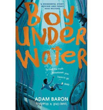 Книга Boy Underwater [Paperback] Baron, A ISBN 9780008267018