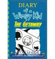 Diary of a Wimpy Kid Book12: The Getaway [Hardcover] Kinney, J 9780141385297 купить Киев Украина