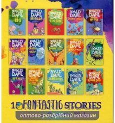 Collection 15 Book Boxed Set 2016 Edition Dahl, R 9780141371337 купить Киев Украина