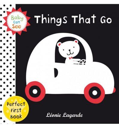 Книга Things That Go ISBN 9781407133294