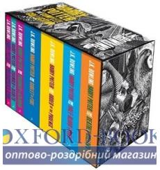 Книга Harry Potter Boxed Set: The Complete Collection [Adult Paperback] Rowling, J ISBN 9781408850756 купить Киев Украина