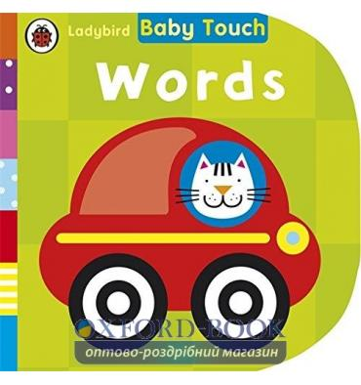 Книга Words. Novelty Book ISBN 9780723275244