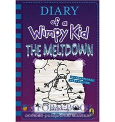 Diary of a Wimpy Kid Book13: The Meltdown [Hardcover] Kinney, J 9780141378206 купить Киев Украина