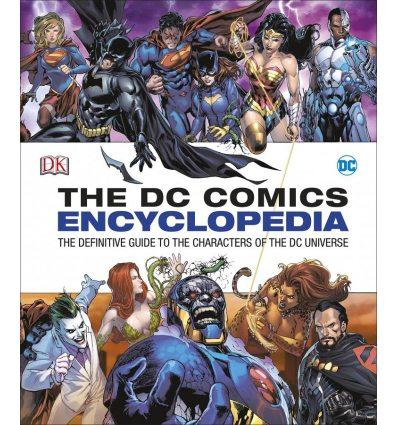 Книжка The DC Comics Encyclopedia All-New Edition ISBN 9780241232613