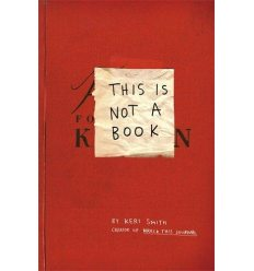 Книжка This is Not a Book Smith, K ISBN 9781846144448