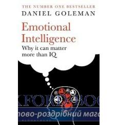Книга Emotional Intelligence: Why it Can Matter More Than IQ Goleman, D ISBN 9780747528302 купить Киев Украина