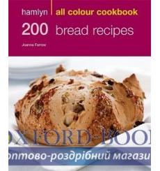 Книга Hamlyn All Colour Cookbook: 200 Bread Recipes Farrow, J ISBN 9780600619338 купить Киев Украина