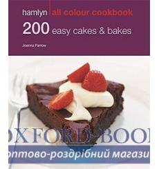 Книга Hamlyn All Colour Cookbook: 200 Easy Cakes & Bakes Farrow, J ISBN 9780600625308 купить Киев Украина