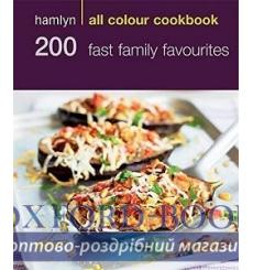 Книга Hamlyn All Colour Cookbook: 200 Fast Family Favourites Frost, E ISBN 9780600621485 купить Киев Украина