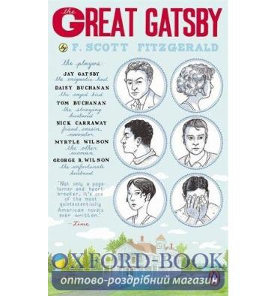 Книга The Great Gatsby Fitzgerald, F ISBN 9780241951477