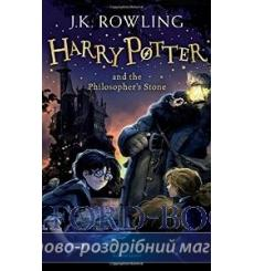 Книга Harry Potter 1 Philosophers Stone Rejacket [Hardcover] Rowling, J ISBN 9781408855898 купить Киев Украина