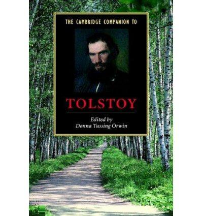 Книга The Cambridge Companion to Tolstoy ISBN 9780521520003