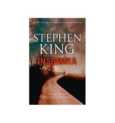 Книжка Insomnia King, S ISBN 9781444707854