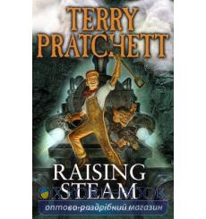 Книга Discworld Novel: Raising Steam [Paperback] ISBN 9780552170529 купить Киев Украина