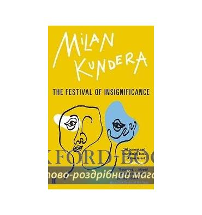 Книга The Festival of Insignificance Kundera, M ISBN 9780571316496