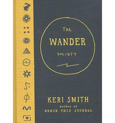 Книга The Wander Society ISBN 9780141982304