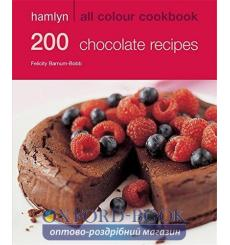 Книга Hamlyn All Colour Cookbook: 200 Chocolate Recipes Barnum-Bobb, F ISBN 9780600618225 купить Киев Украина