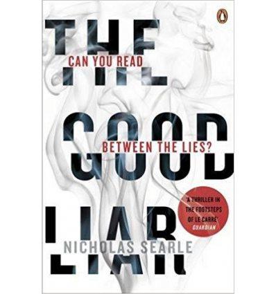 Книга The Good Liar Nicholas Searle ISBN 9780241979167