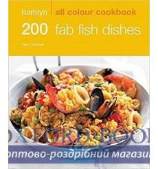 Книга Hamlyn All Colour Cookbook: 200 Fab Fish Dishes Charman, G ISBN 9780600619321 купить Киев Украина