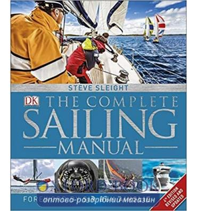 Книга The Complete Sailing Manual ISBN 9780241289303