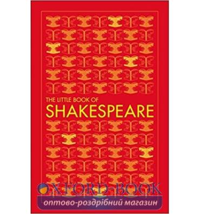 Книга The Little Book of Shakespeare ISBN 9780241341162