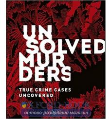 Книга Unsolved Murders: True Crime Cases Uncovered 9780241361320 купить Киев Украина