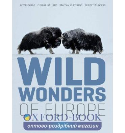 Книга Wild Wonders of Europe [Hardcover] Widstrand, S ISBN 9780810996144
