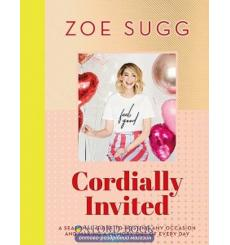 Книга Cordially Invited [Hardcover] Sugg, Z. ISBN 9781473687776 купить Киев Украина