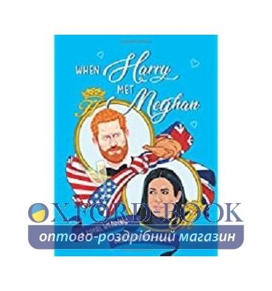 Книга When Harry Met Meghan Evans, D ISBN 9781781576397