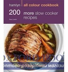 Книга Hamlyn All Colour Cookbook: 200 More Slow Cooker Recipes Lewis, S ISBN 9780600622093 купить Киев Украина