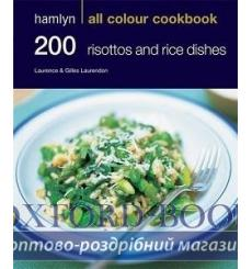 Книга Hamlyn All Colour Cookbook: 200 Risottos and Rice Dishes Laurendon, G ISBN 9780600622673 купить Киев Украина