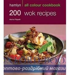 Книга Hamlyn All Colour Cookbook: 200 Wok Recipes Filippelli, M ISBN 9780600618621 купить Киев Украина