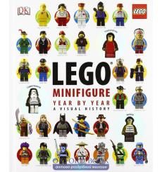 LEGO Minifigure: Year by Year A Visual History Farshtey, G 9781409333128 купить Киев Украина