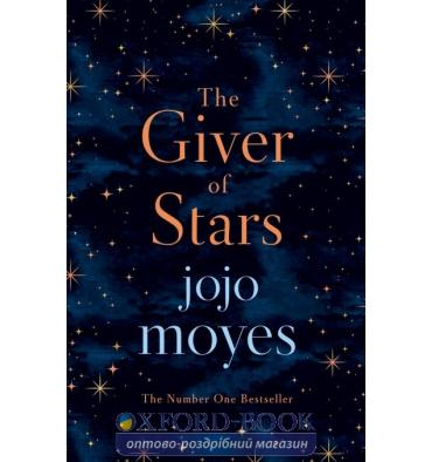 Книжка The Giver of Stars Moyes, J ISBN 9780718183233
