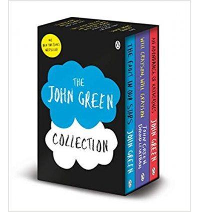 Книга The John Green Collection Green, J ISBN 9780141370705